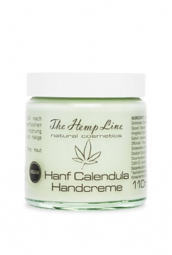 Hanf Calendula Handcreme 110 ml